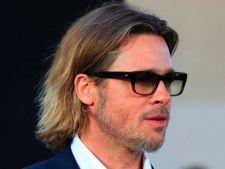 Brad Pitt l-a angajat pe celebrul bucatar Jamie Oliver