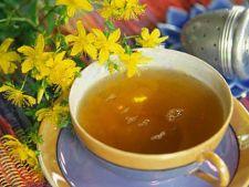 Beneficiile ceaiului de sunatoare