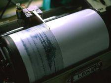 Un cutremur de 4,2 grade s-a produs in Vrancea