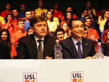 USL isi va lansa candidatii la alegerile parlamentare pe 17 octombrie