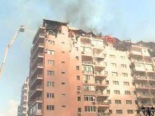 Locatarii afectati de incendiul din Confort City vor fi cazati in alte apartamente