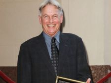 Mark Harmon a primit o stea pe Walk of Fame