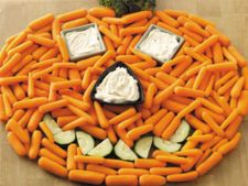 Gustari si preparate inspirate pentru masa de Halloween