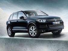 Volkswagen lanseaza Touareg Edition X
