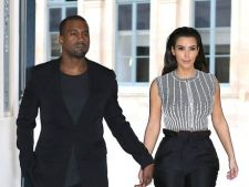 Kim Kardashian si Kanye West vor sa se casatoreasca in secret