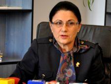 Ecaterina Andronescu, despre violenta in scoli: Copiilor le lipsesc cei sapte ani de acasa