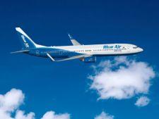 Blue Air mareste limita de greutate a bagajului de mana