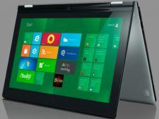 Lenovo lanseaza o serie de gadgeturi convertibile Windows 8