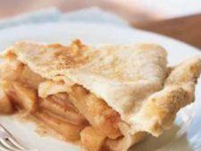 Placinta cu mere, mirodenii si jeleu de gutui