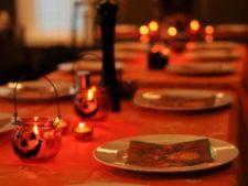 Decoratiuni pentru masa de Halloween