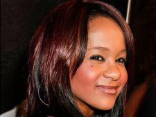 Bobbi Kristina, fiica lui Whitney Houston s-a logodit