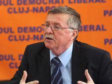 Senatorul Mihail Hardau demisioneaza din organizatia PDL Cluj