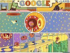 Desenatorul Winsor McCay, aniversat de Google printr-o banda desenata animata