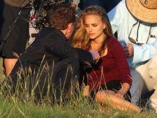 Natalie Portman si Michael Fassbender filmeaza impreuna scene romantice