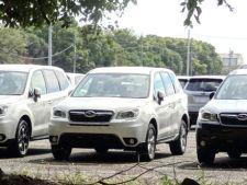 Au aparut primele imagini reale cu noul Subaru Forester