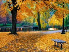 Plimbare de toamna prin parcurile din Bucuresti