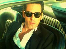 Stefan Banica a filmat la Palatul Snagov videoclipul noului sau single