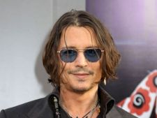 Johnny Depp lanseaza un produs editorial