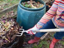 Depozitarea compostului