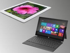 Microsoft: Ecranul Surface RT este mai bun decat cel Apple iPad