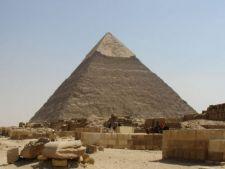 Piramida redeschisa in Egipt pentru a atrage turistii