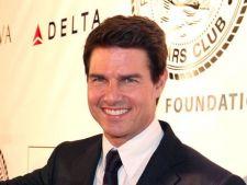 Tom Cruise nu si-a mai vazut fiica de aproape trei luni