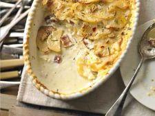 Telina cu cartofi si rozmarin la cuptor