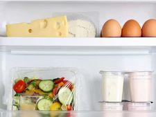 Locul potrivit de depozitare a alimentelor in frigider