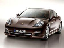 Porsche a lansat o editie speciala a modelului Panamera