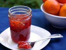 Marmelada de portocale rosii si pomelo