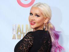 Christina Aguilera a primit o oferta impresionanta pentru a fi imaginea unui site