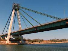 Circulatia pe podul de la Agigea va fi inchisa azi