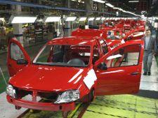 Renault face angajari la fabrica Dacia de la Mioveni