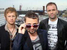 Muse a fost desemnata cea mai buna trupa din lume la gala Q Awards
