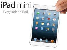 Apple a lansat noul iPad mini, alaturi de alte gadgeturi noi