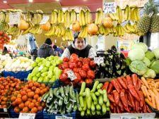 Un nou proiect de hotarare de guvern: in piete vor fi vandute doar legume si fructe romanesti