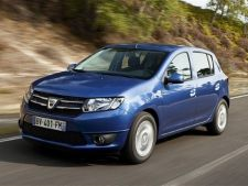 Dacia Sandero este laudata cu generozitate in Marea Britanie