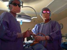 Premiera medicala in Romania: Prima operatie 3D a avut loc la Bucuresti