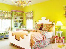 Idei creative pentru amenajarea camerei copilului
