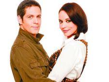 Andreea Marin si Stefan Banica nu-si spun