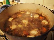 Tocanita de pui gatita la slow cooker