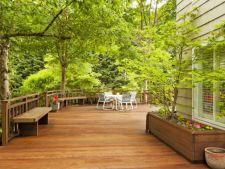 Pregateste terasa din lemn pentru iarna!