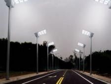 Afla care este prima localitate din Romania iluminata cu tehnologia LED!