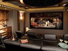 4 ponturi pentru amenajarea unei sali de cinema la tine acasa