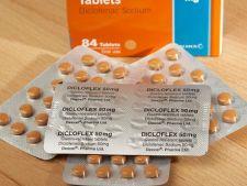 Medicamentele care contin diclofenac, in vizorul UE. Vezi care sunt riscurile!