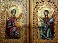 Romanii sarbatoresc azi Sfintii Arhangheli Mihail si Gavril