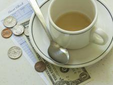 Bacsisul ar putea fi trecut pe nota de plata din restaurante
