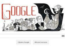 Google sarbatoreste 165 ani de la nasterea lui Bram Stoker