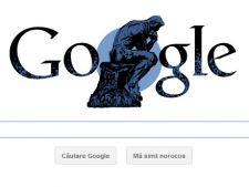 Google aniverseaza 172 ani de la nasterea lui Auguste Rodin, marele sculptor francez