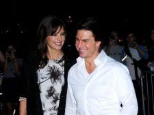 Katie Holmes si Tom Cruise vor sarbatori impreuna Ziua Recunostintei